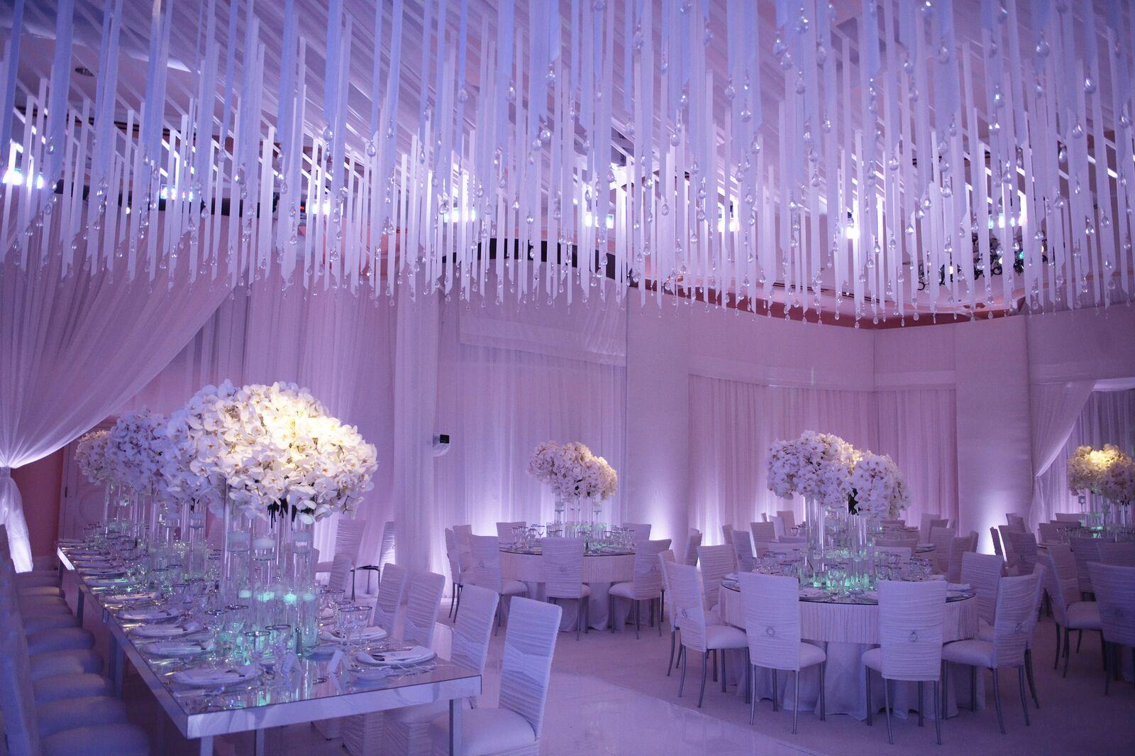 Timeless Blush Wedding - Linda Howard Events