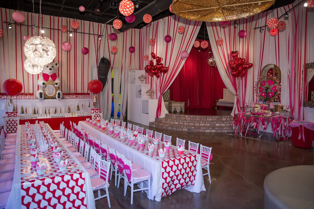 Valentine's Soiree - Prashe Decor