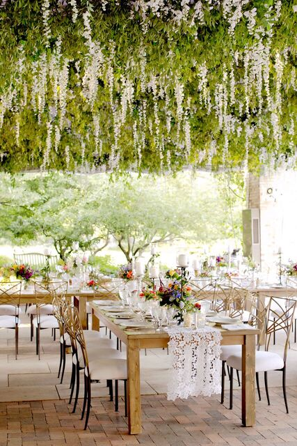 Organic Garden Wedding - Bliss Weddings & Events