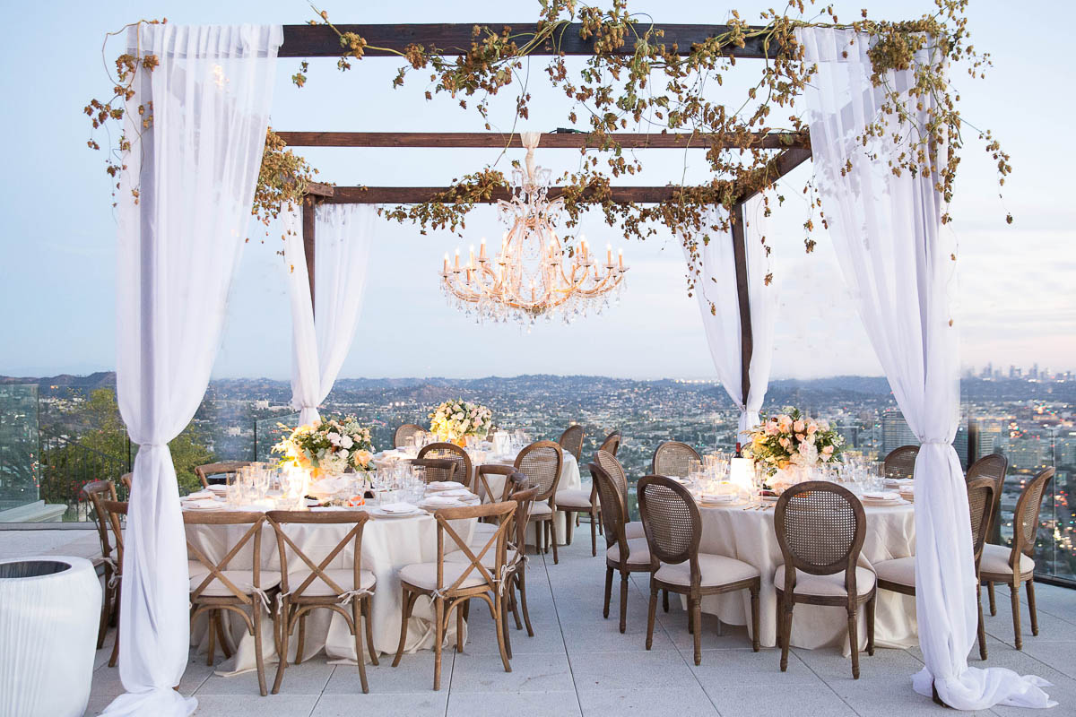 Romantic Summer Wedding - Eddie Zaratsian Lifestyle and Design