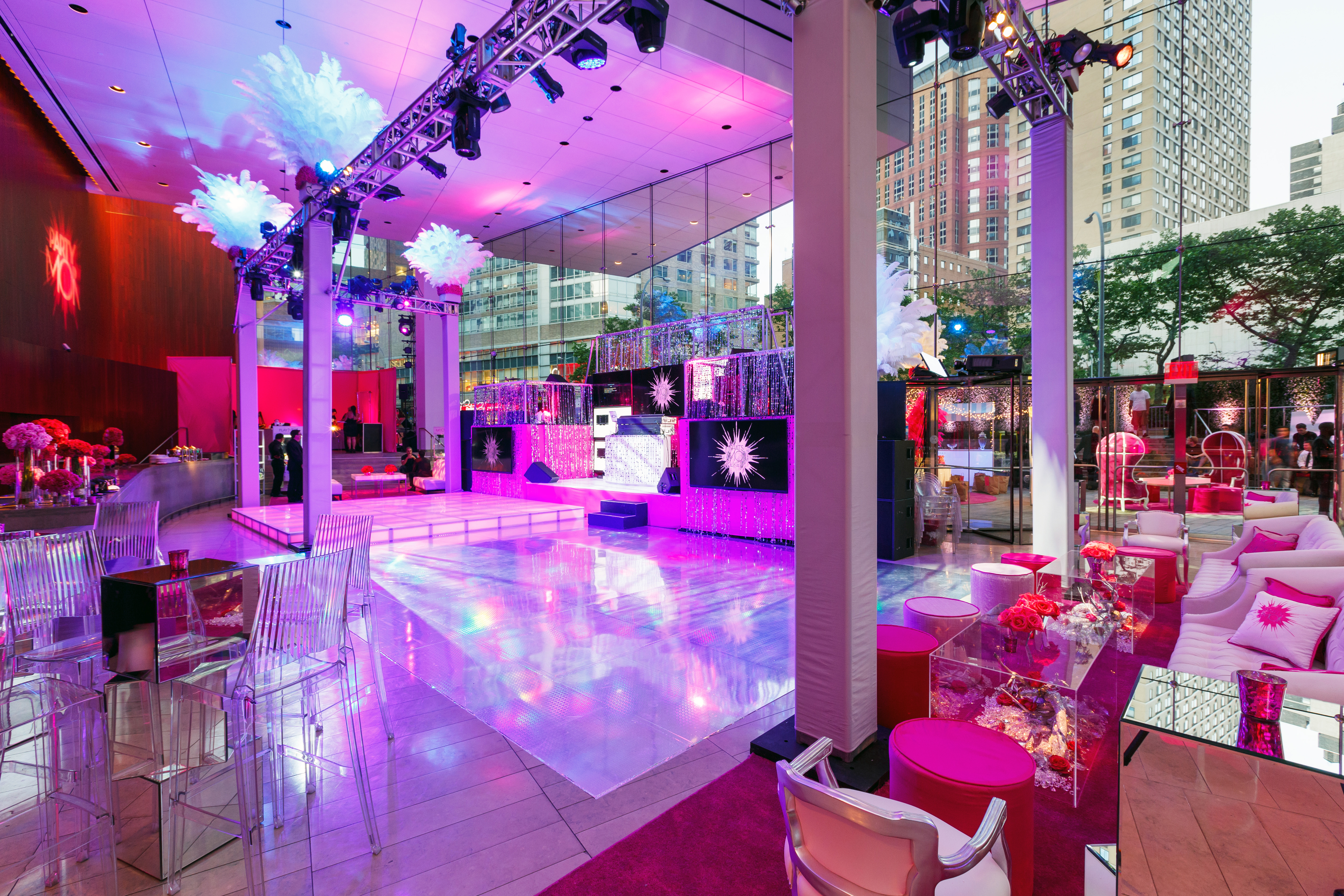 Chic Pink New York Bat Mitzvah - Colin Cowie Lifestyle