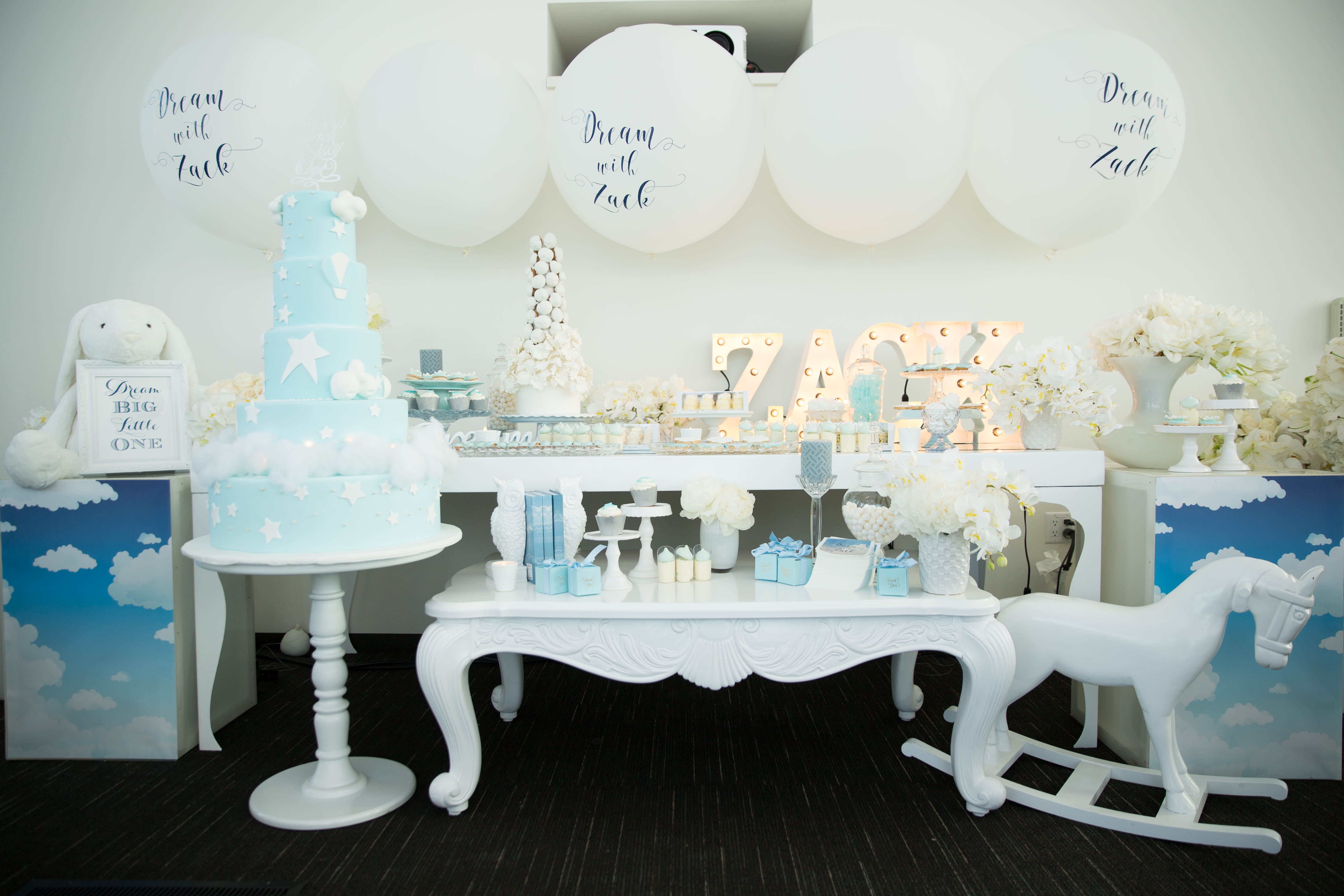 Dream Big Little One Event - Aliana Events