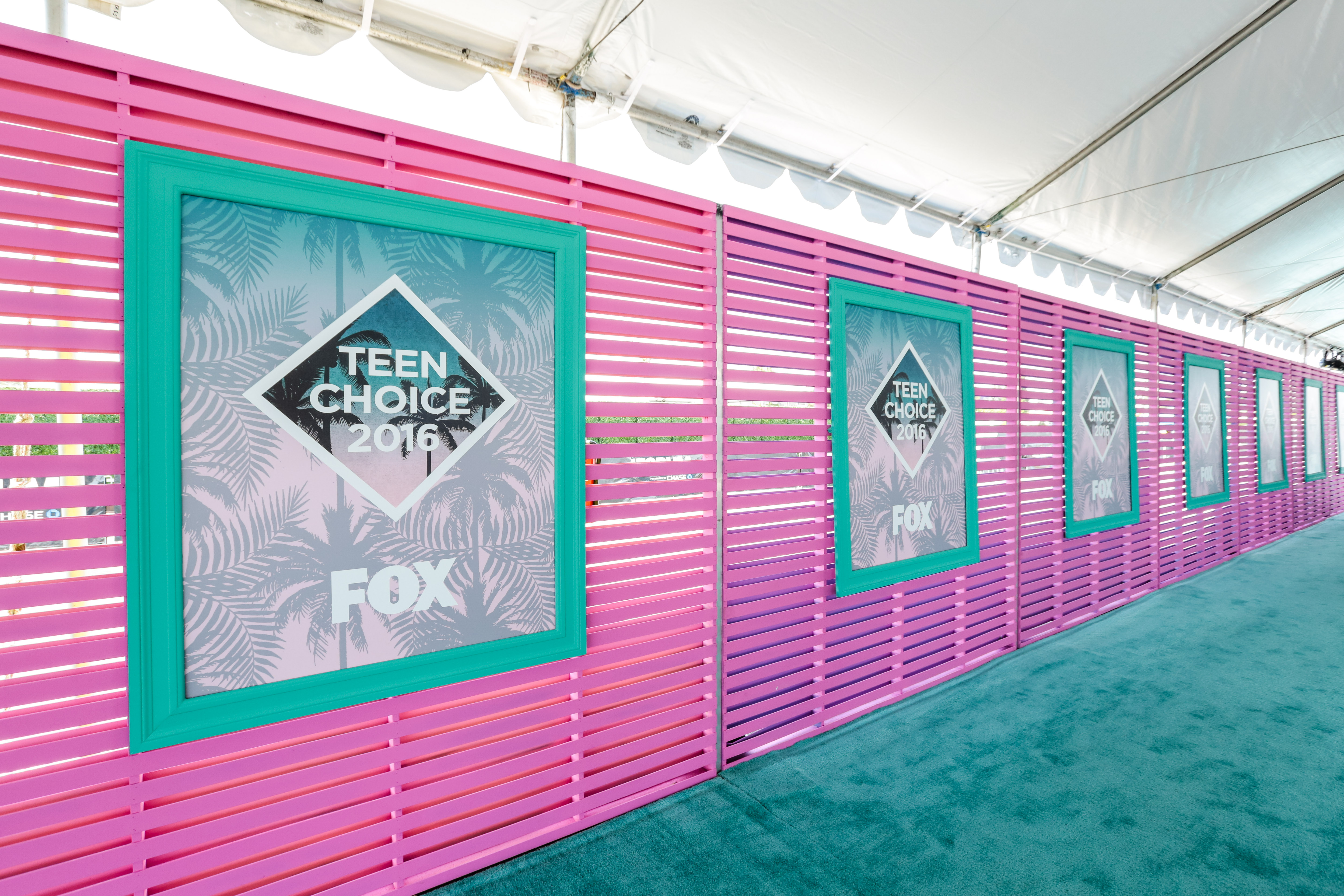 Teen Choice Awards 2016 - Geffen Events