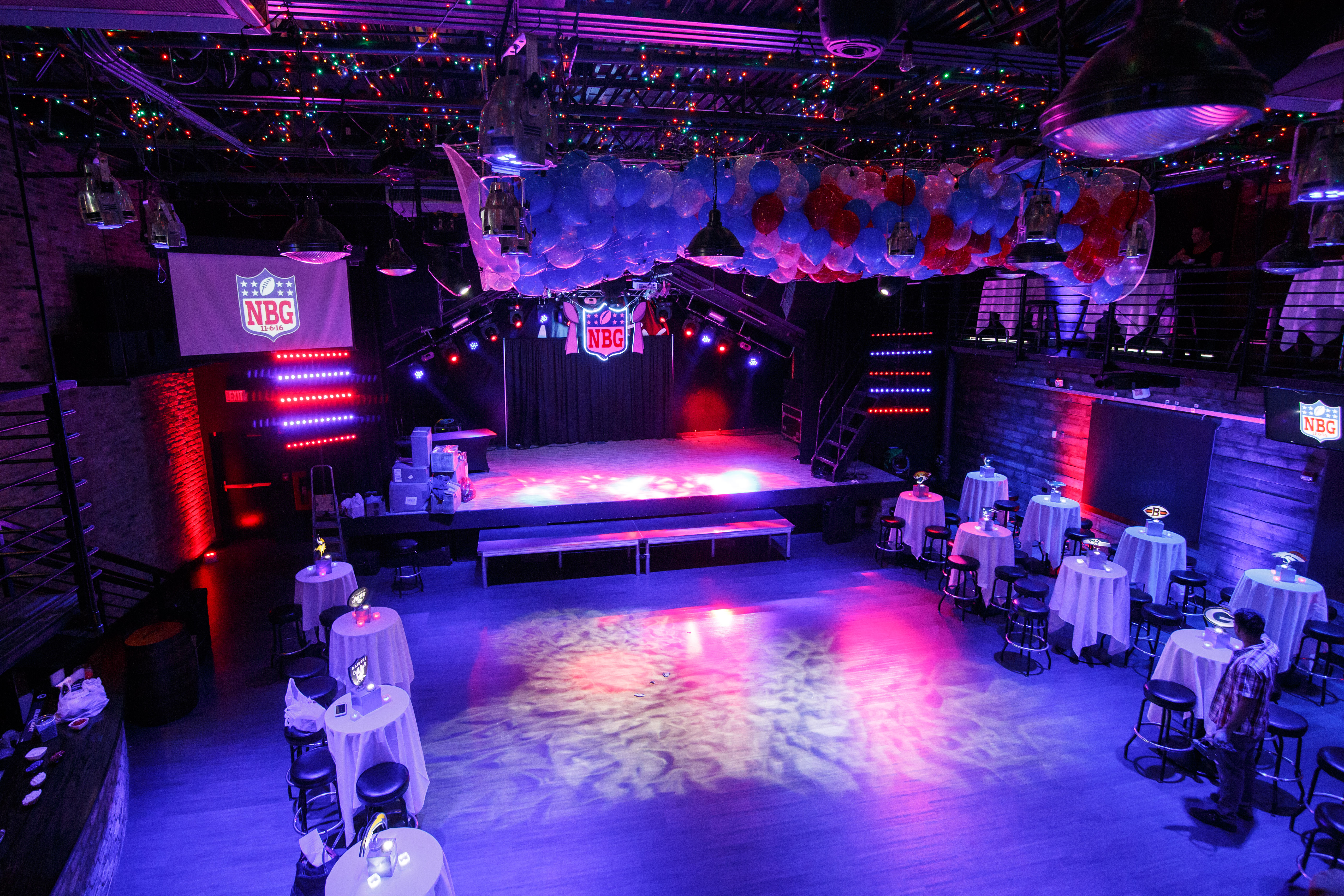 NFL Theme Bar Mitzvah - Flow Entertainment, Inc