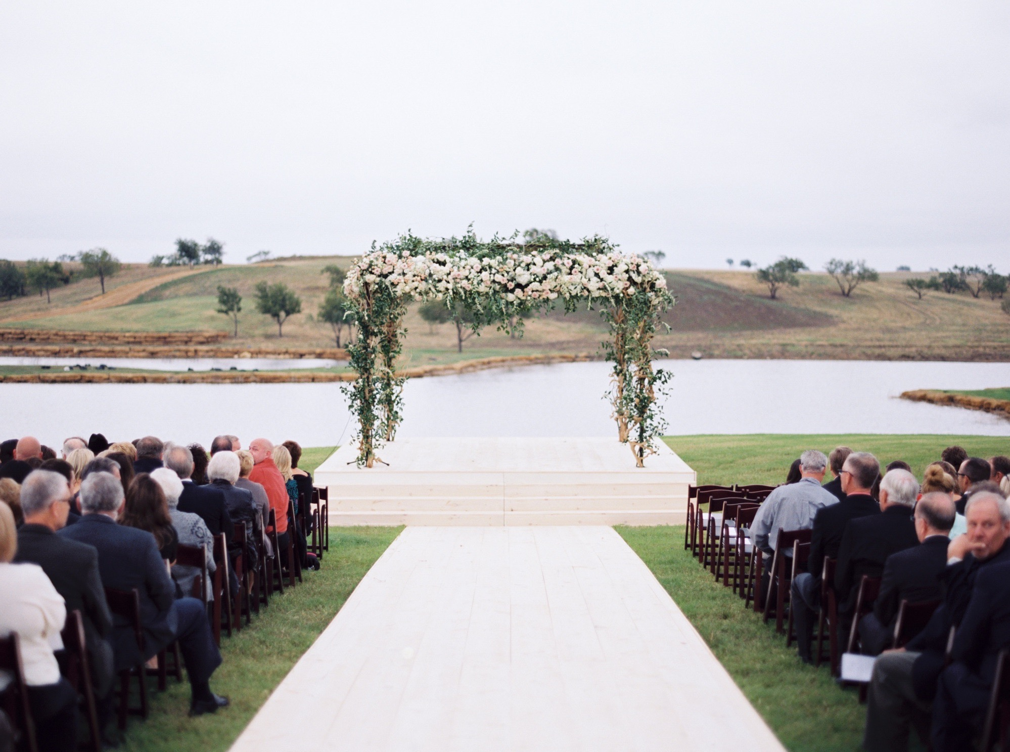Rustic Chic Outdoor Wedding - Emily Clarke Events