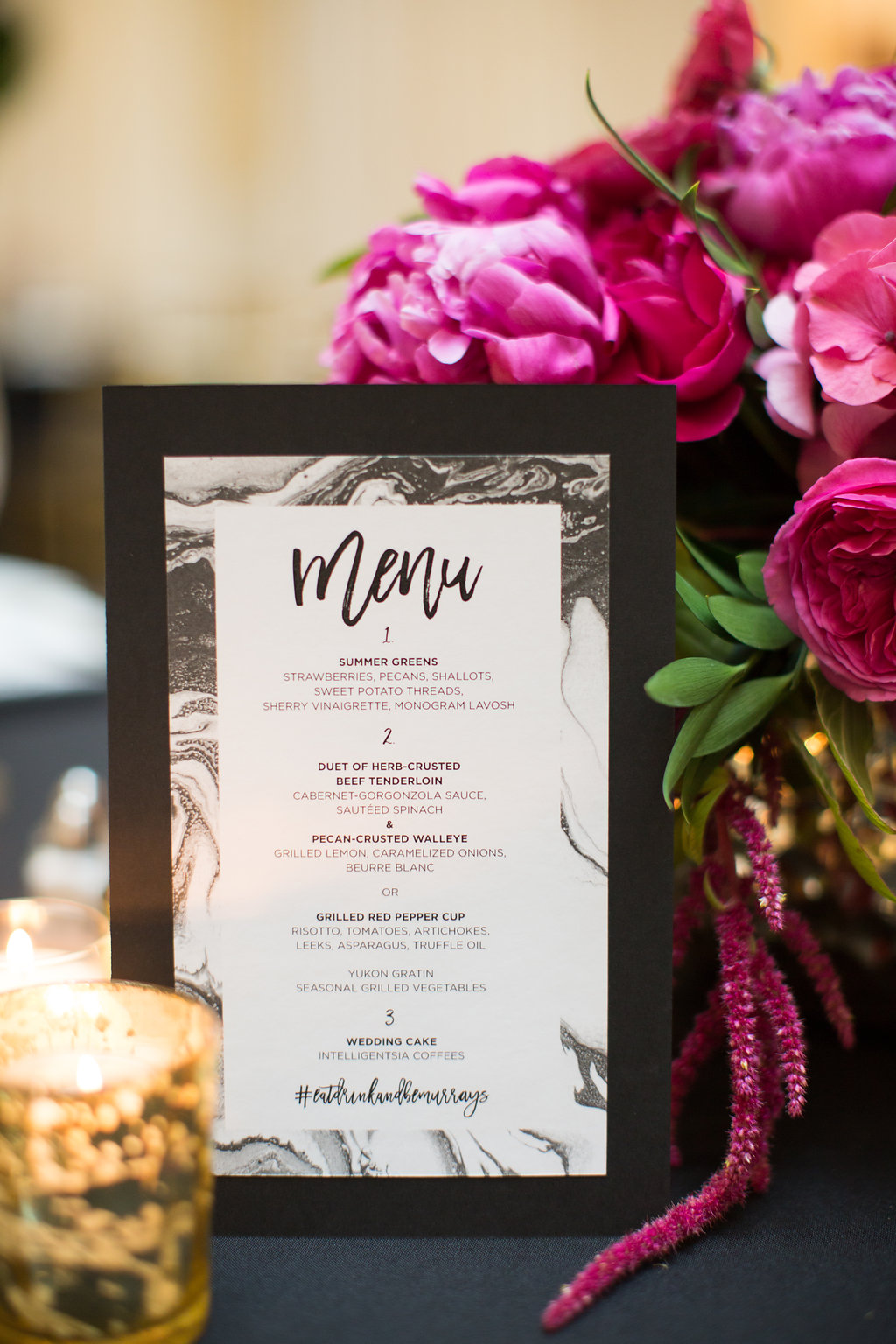 Modern Glam Wedding - Clementine Custom Events