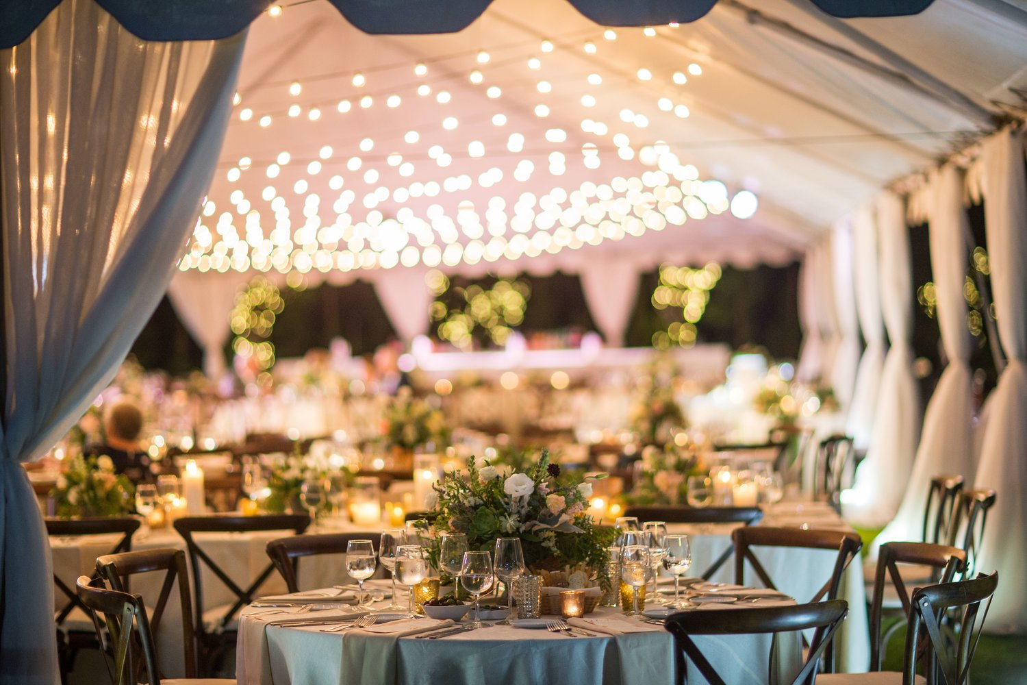 Romantic Ranch Wedding - Veronique Events