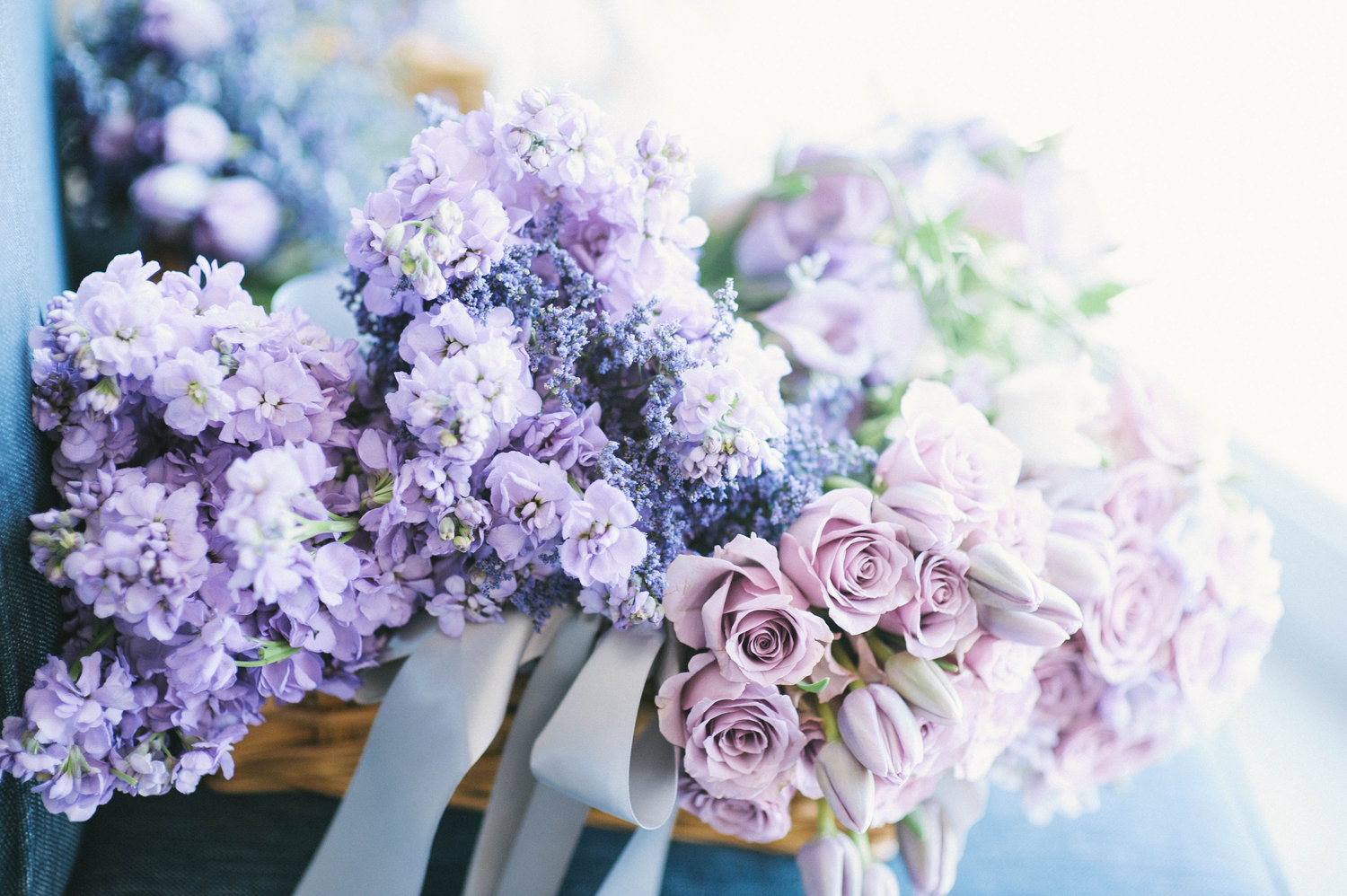 Lovely Lavender Wedding - Veronique Events