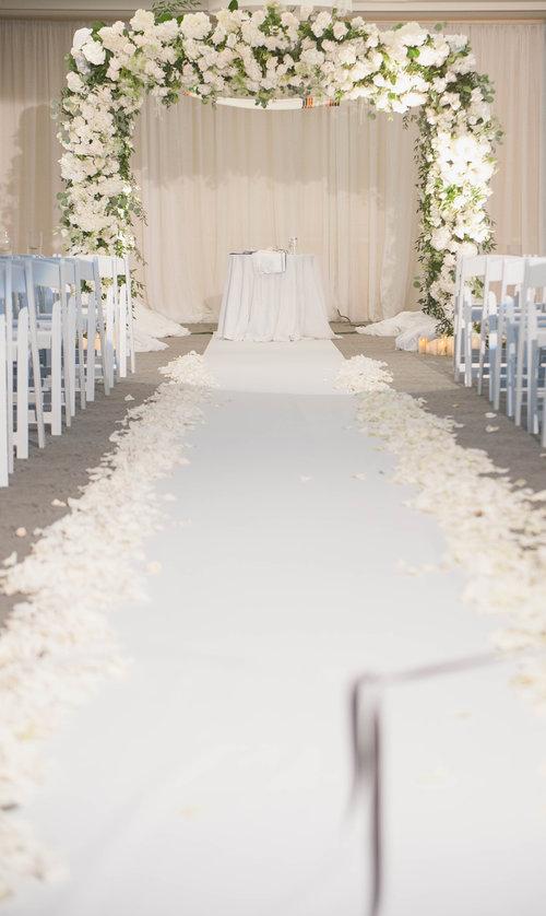 Lovely Lavender Wedding - Veronique Events