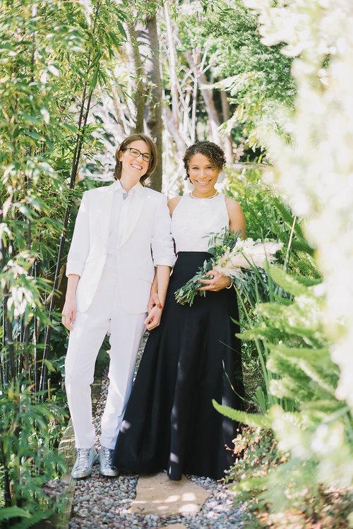 Intimate & Organic Outdoor Wedding - Veronique Events