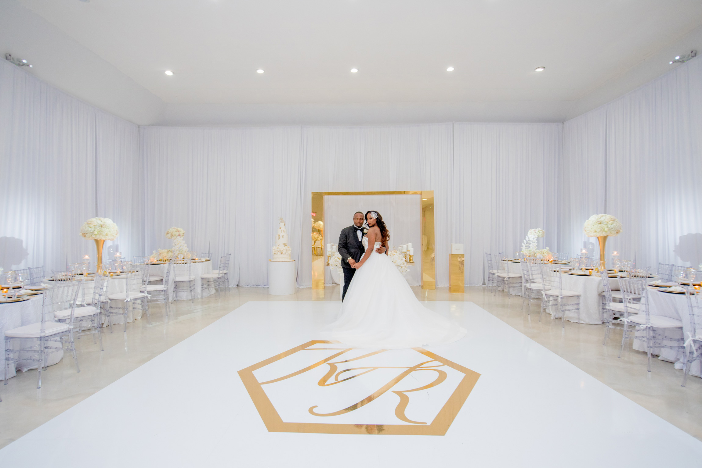 A Beyhive Inspired Wedding - J Loft