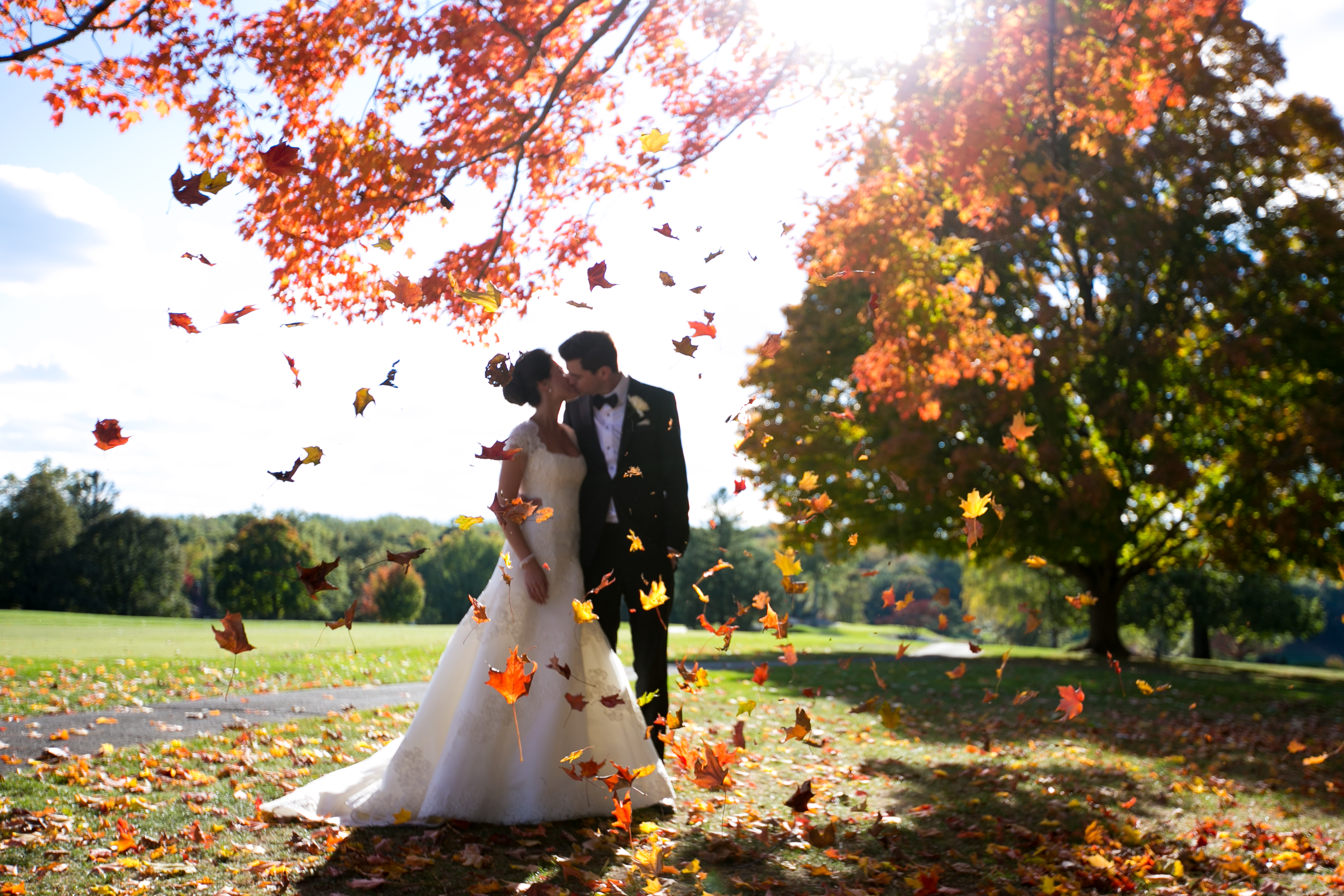 Stunning Fall Wedding - Craig Paulson Studio