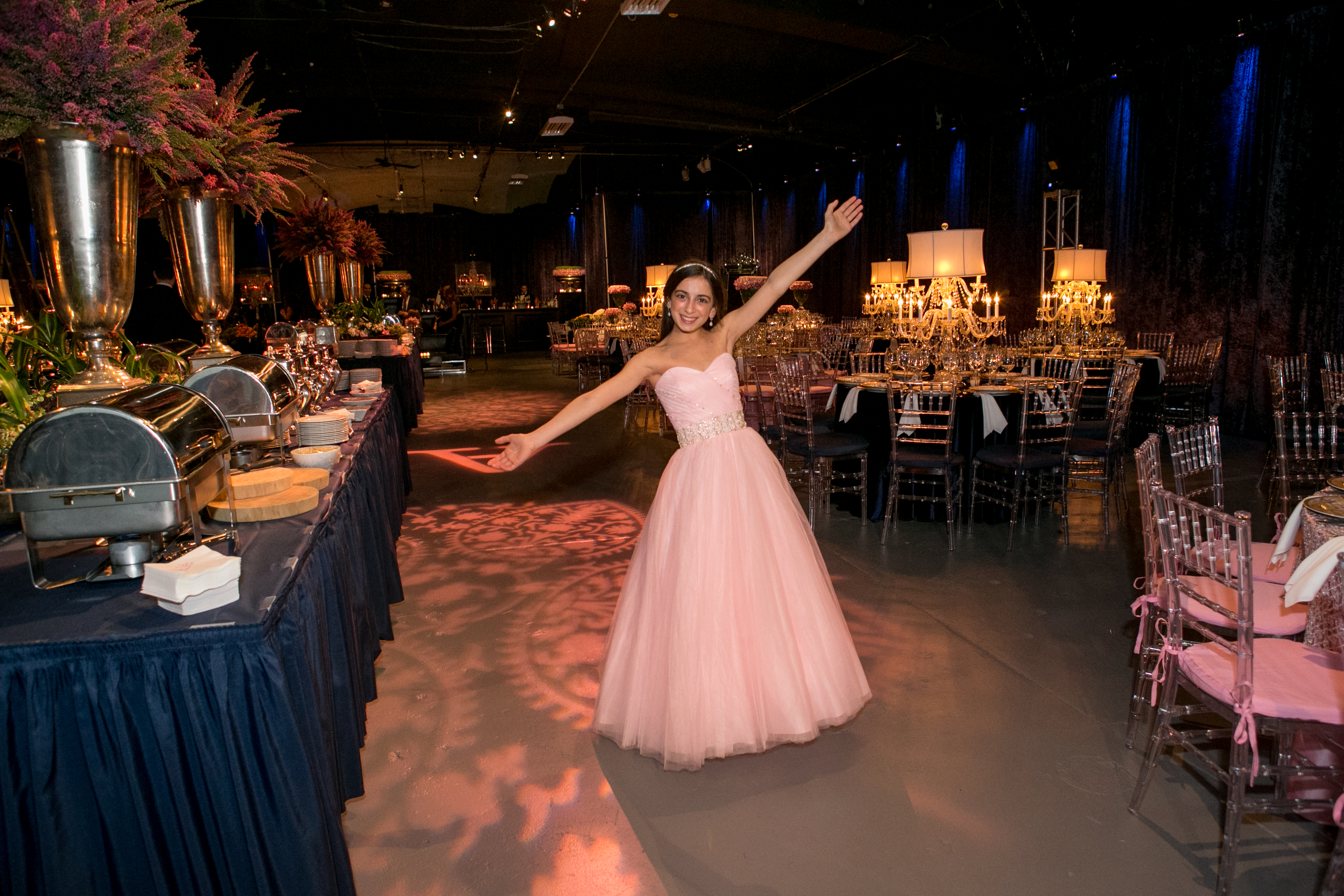 Alesandra's Bat Mitzvah Fit for a Princess - Craig Paulson Studio