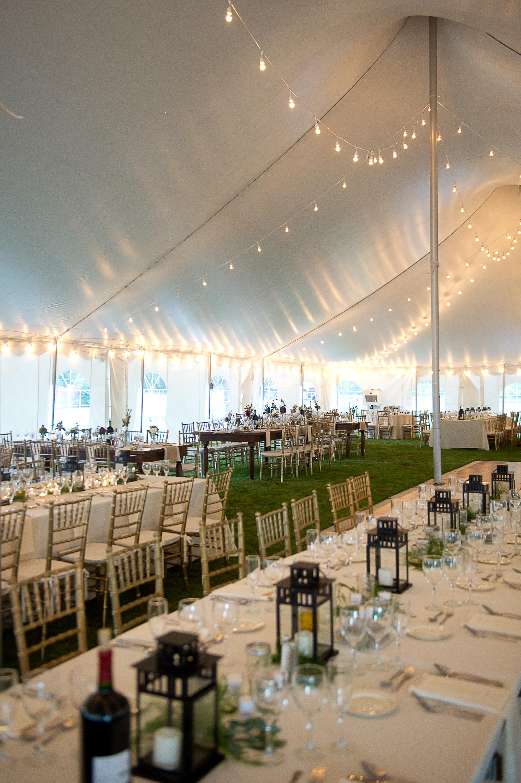 Backyard Lakefront Wedding - Lifetime Events By Jacqueline