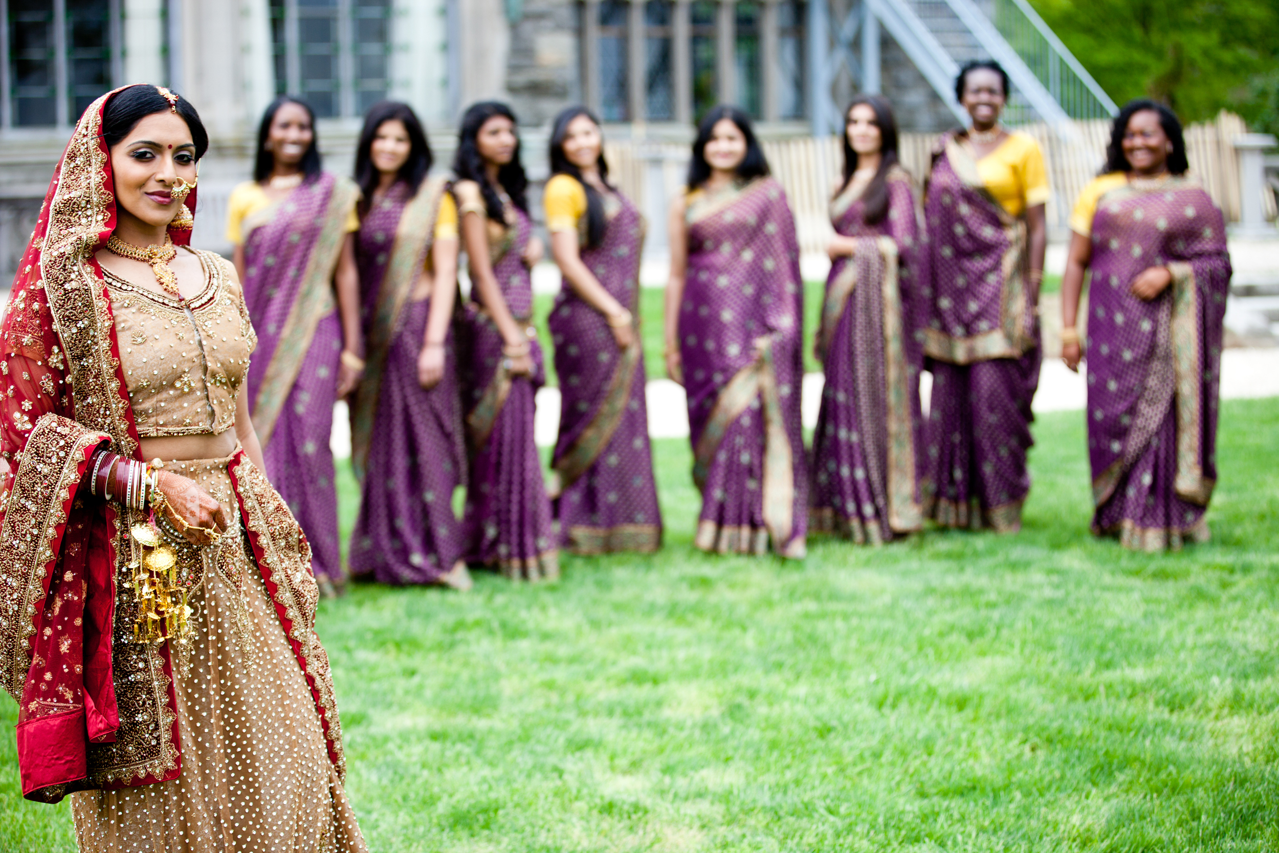Brilliant Outdoor South Asian Wedding - Lifetime Events By Jacqueline