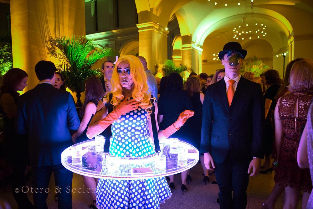 Contemporary Art Birthday Celebration - NYLUX Events