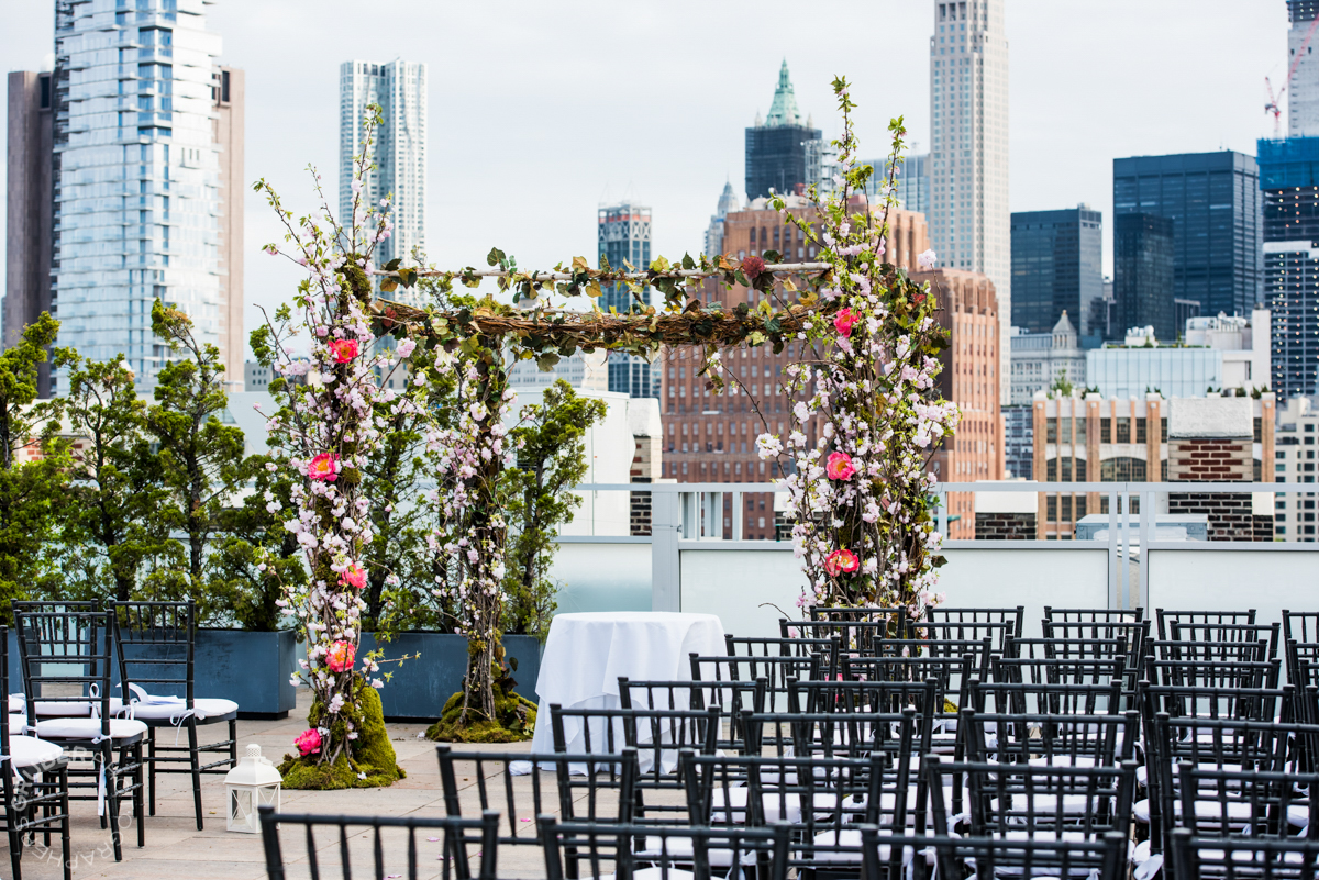 Spring Cherry Blossom Wedding - NYLUX Events