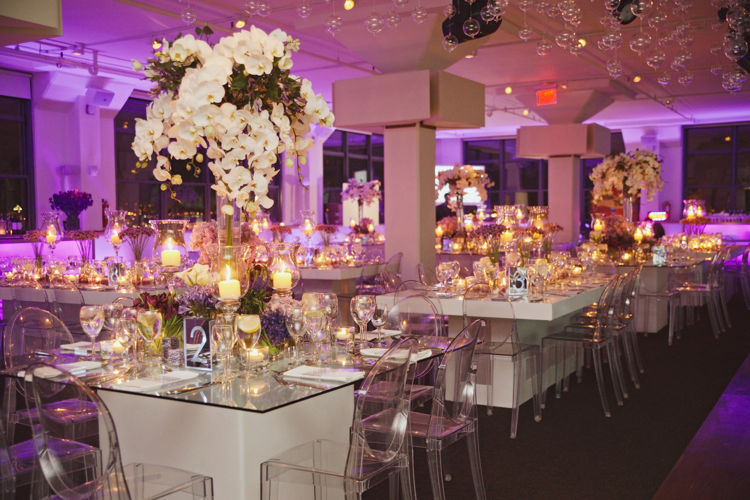 Julia's Winter Wonderland Bat Mitzvah - NYLUX Events